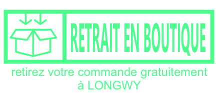 Retrait en boutique