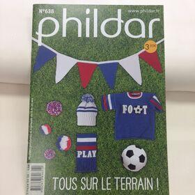 Catalogue Phildar 638
